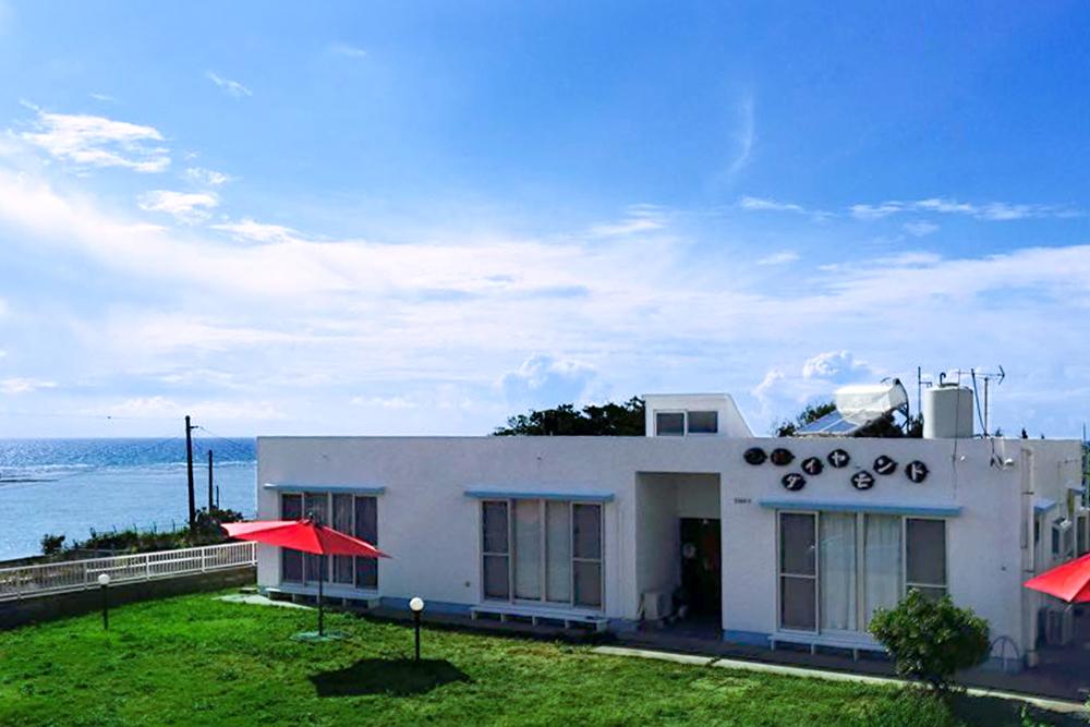 沖縄中部ゲストハウス