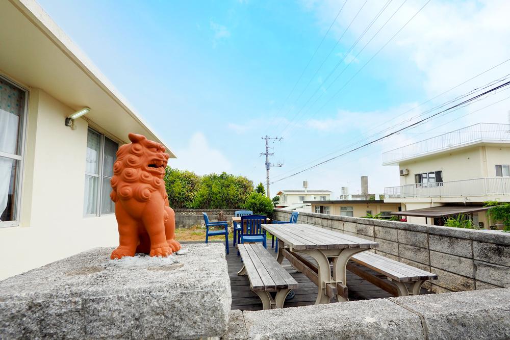 沖縄ゲストハウスダイヤモンドの写真1